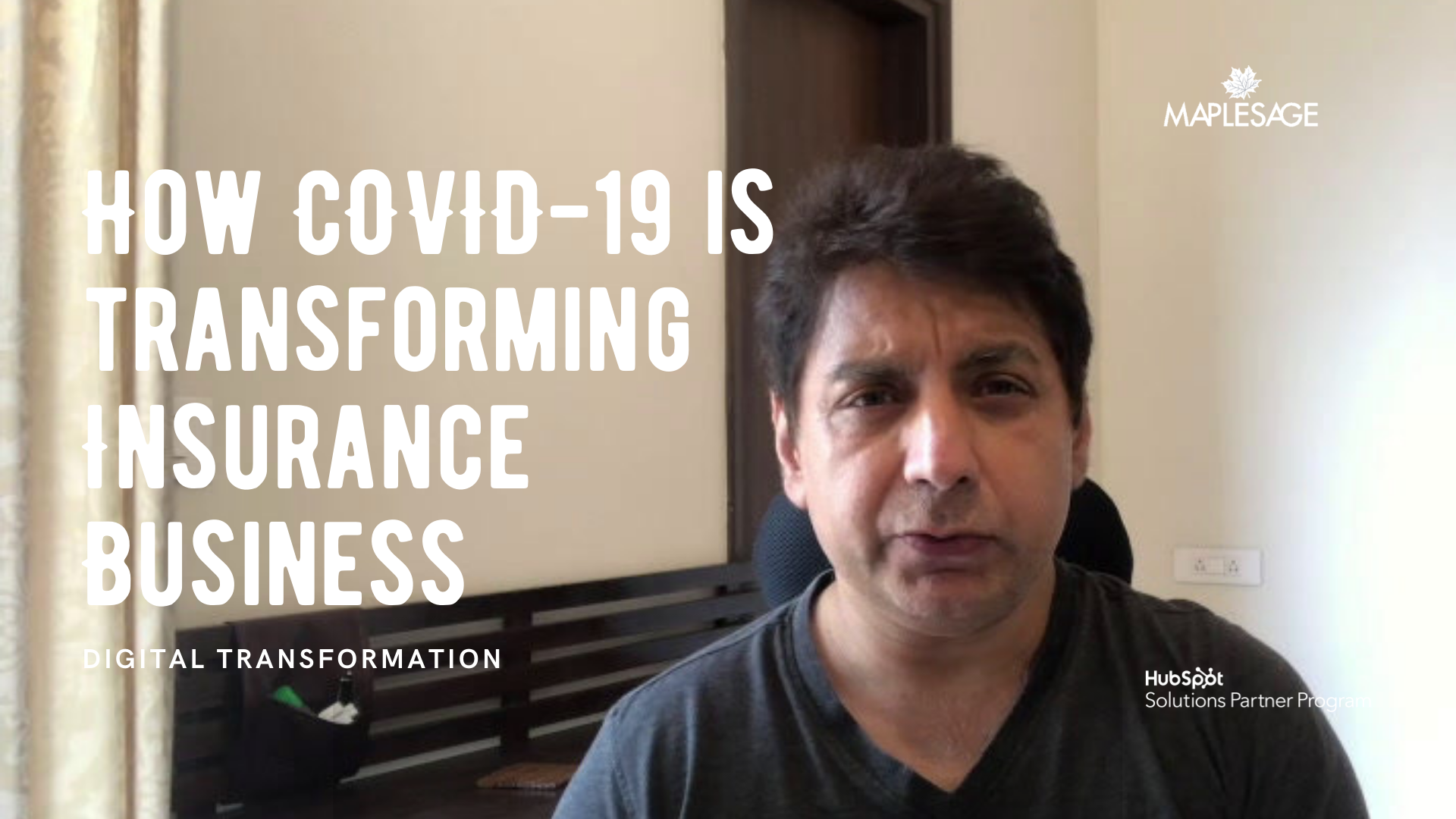 How COVID-19 is transforming Insurance Business (1)