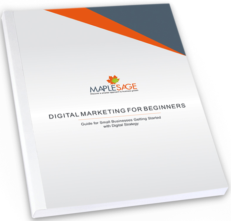 Maplesage--DIGITAL MARKETING Cover